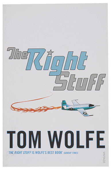 The Right Stuff - Tom Wolfe - Front Cover