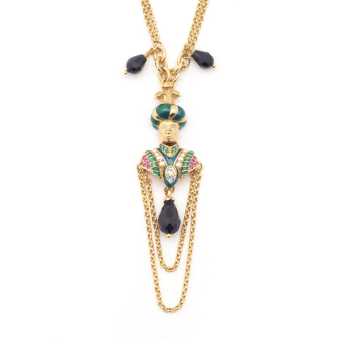 Maharaja Short Necklace