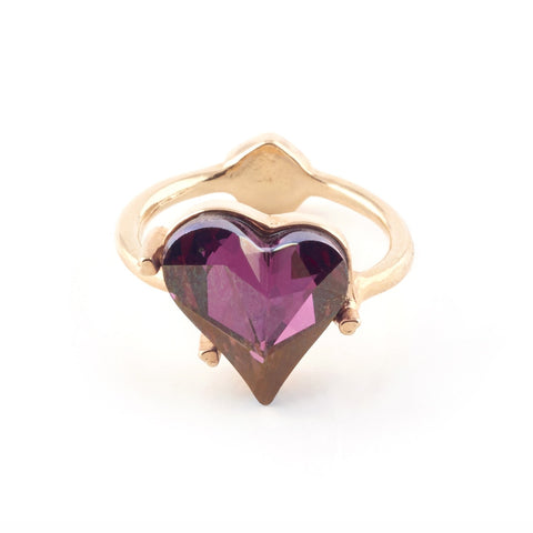 Jungle Heart Ring