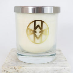 Organic Cotton Mama Candle
