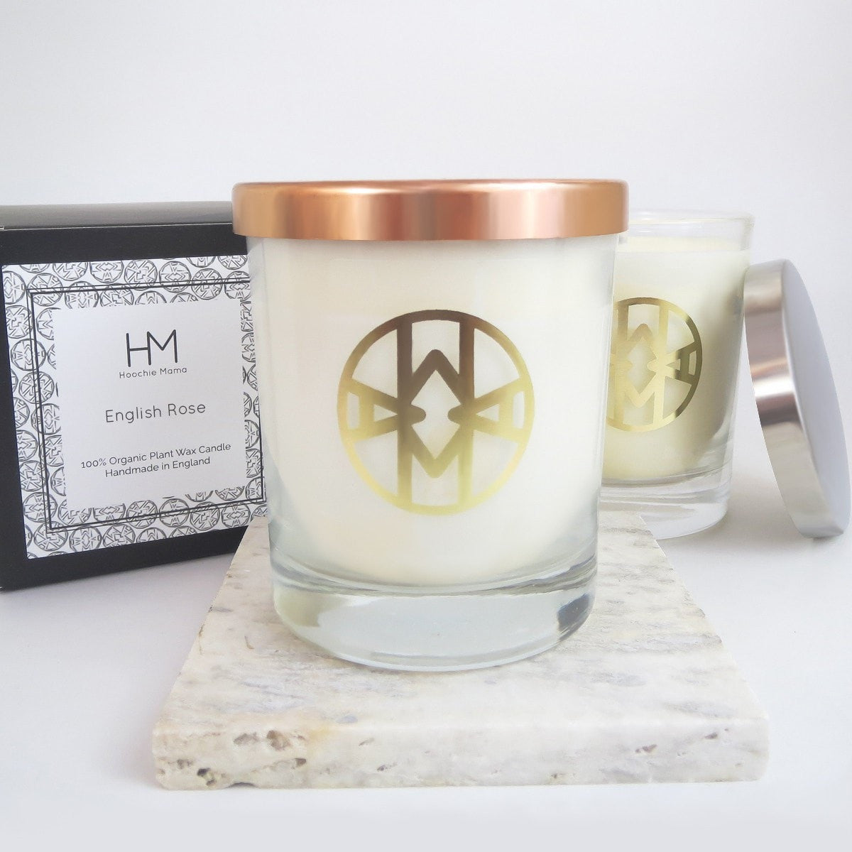 English Rose Mama Candle