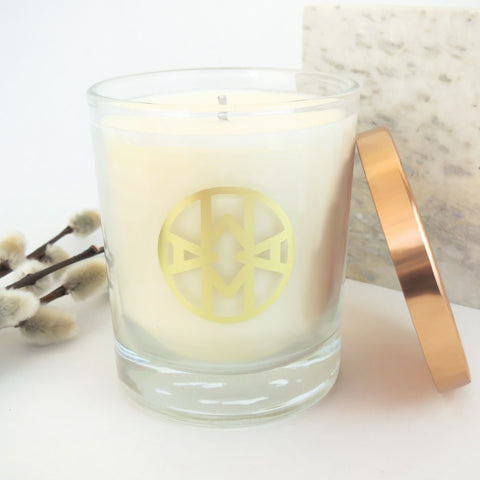 Black Pomegranate Mama Candle