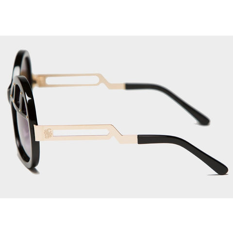 Mosi Black Sunglasses