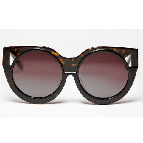 Thema Tortoise Sunglasses