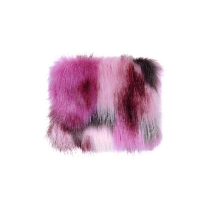 Impressionist Pink Coin Purse