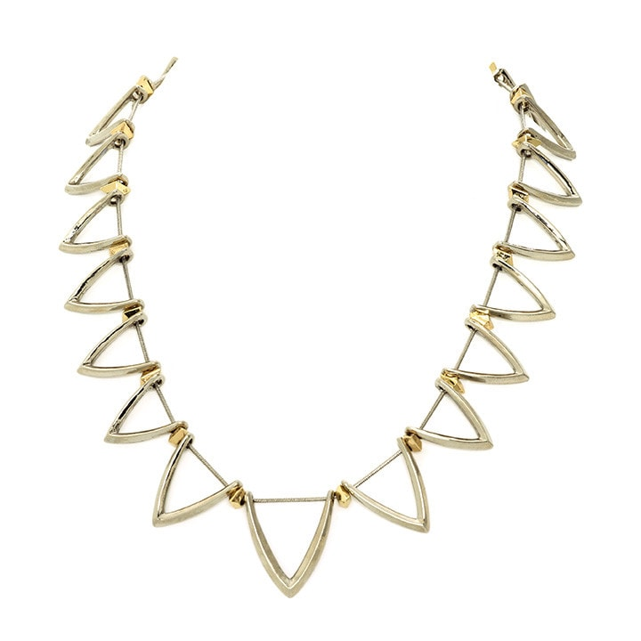 Trikona Necklace
