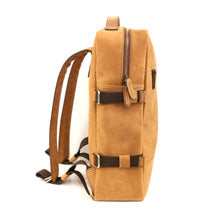 Load image into Gallery viewer, Spaniel Backpack in Tan - Wiesnwitz