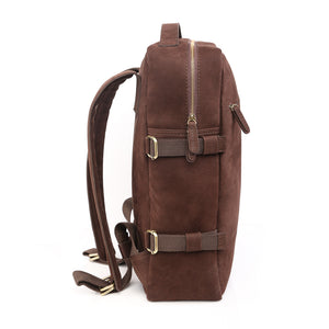 Spaniel Backpack in Ebony - wiesnwitz