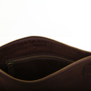Clutch Pouch in Ebony - wiesnwitz