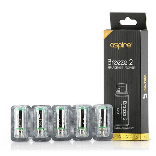 Aspire Breeze 2 Coils  - MaxVaping