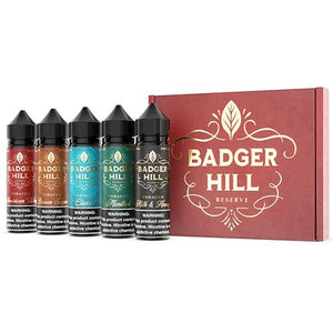 Badger Hill Reserve American Way 0mg - 120ml by Verdict Vapors at MaxVaping