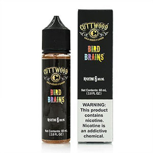 Bird Brains 0mg - 120ml by Cuttwood at MaxVaping