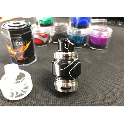 Horizon Tech Falcon Blitz Resin Replacement Tank and Tip at MaxVaping