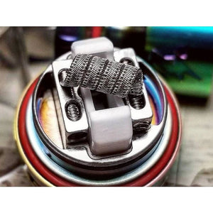 Intrepid RTA - Single and Dual Ceramic Airflow  - MaxVaping