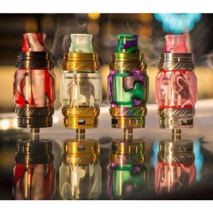SMOK TFV8 Big Baby Blitz Resin Replacement Tank and Tip at MaxVaping