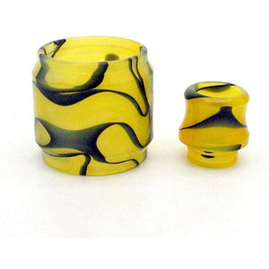 SMOK TFV8 Big Baby Blitz Resin Replacement Tank and Tip Yellow - MaxVaping