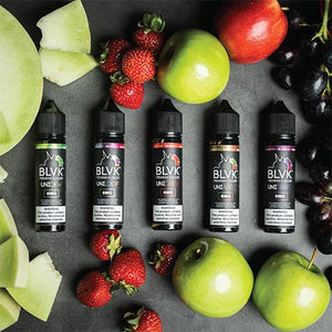 BLVK Unicorn Fruits Premium e-Liquid - 60ml UniAPPLE 0mg - 60ml by BLVK Unicorn at MaxVaping