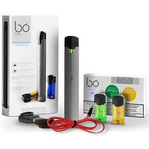 Bo One Vaping 380mAh Pod System Starter Kit at MaxVaping