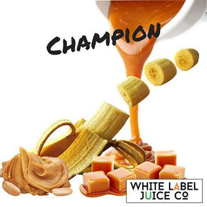 White Label Juice Co. Champion - 100ml - MaxeJuice