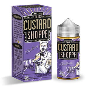 The Custard Shoppe from Monster Vape Labs at MaxVaping