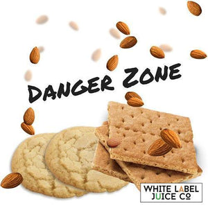 Danger Zone - 100ml from White Label Juice Co. at MaxVaping