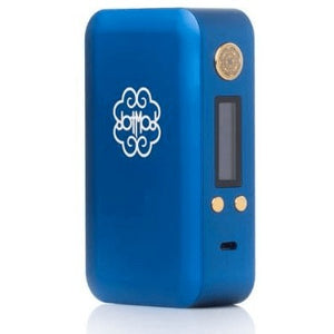 dotBox 200W TC Box Mod Royal Blue - MaxVaping