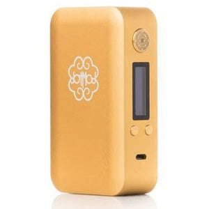 dotBox 200W TC Box Mod Gold - MaxVaping