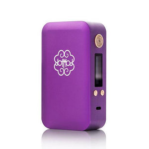 dotBox 200W TC Box Mod Purple - MaxVaping