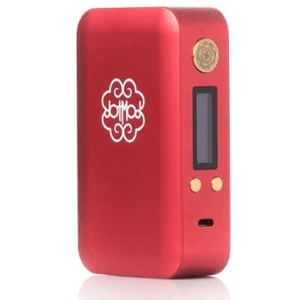 dotBox 200W TC Box Mod Red - MaxVaping