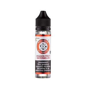 Dragon Fruit Watermelon 0mg - 60ml by You Got e-Juice at MaxVaping