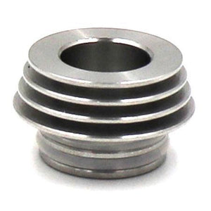 Finned 810 to 510 Drip Tip Adapter at MaxVaping