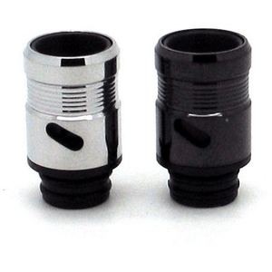 Adjustable Airflow Drip Tip - Delrin, Aluminum  - MaxVaping