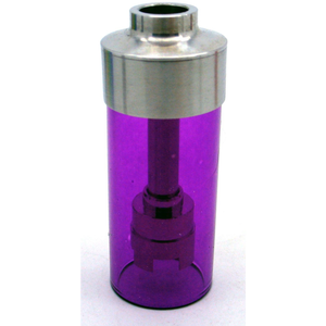 Aspire Atlantis 5ml Replacement Tank and Chimney Purple - MaxVaping