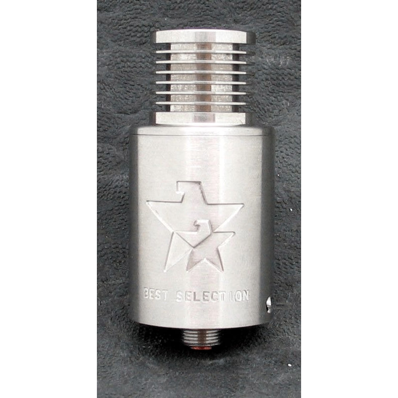 Kepler Best Selection Styled RDA Silver - MaxVaping