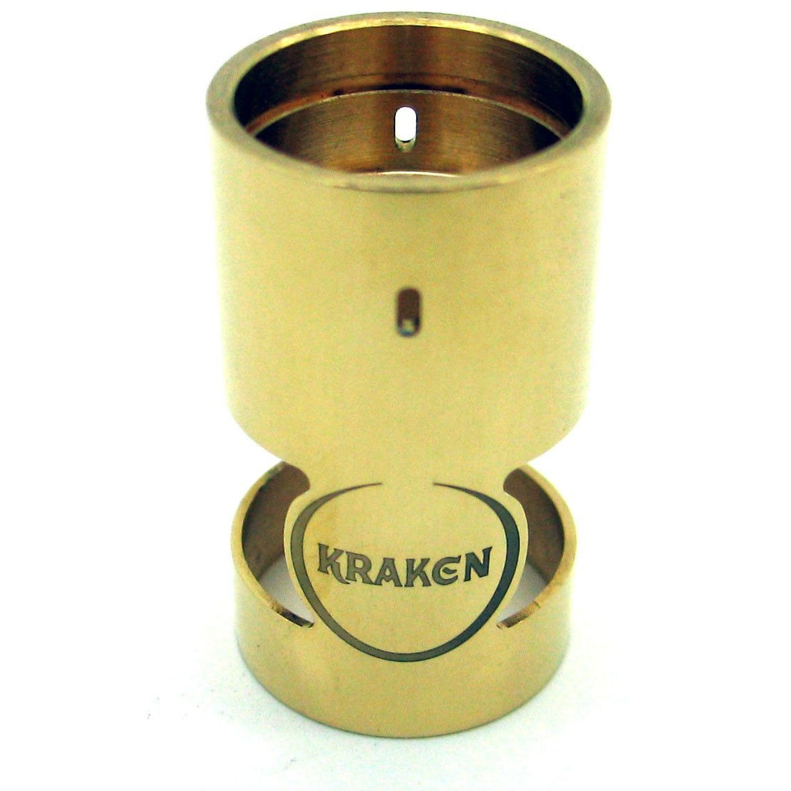 Kraken Rebuildable Atomizer (RBA) Brass Sleeve Brass - MaxVaping