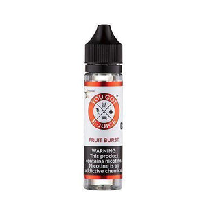 Fruit Burst 0mg - 60ml by You Got e-Juice at MaxVaping