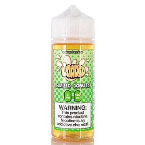 Glazed Donuts 0mg - 120ml by Loaded by Ruthless at MaxVaping