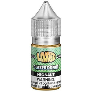 Glazed Donuts 35mg - 30ml by Loaded by Ruthless at MaxVaping