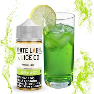 Green Energy - 100ml from White Label Juice Co. at MaxVaping
