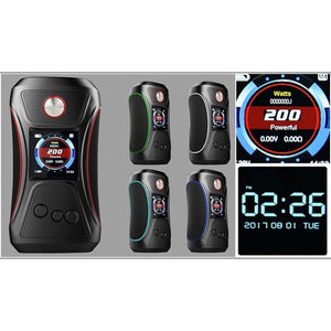 GTRS VBoy 200W TC Box Mod at MaxVaping
