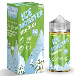 Ice Monster Melon Colada 0mg - 100ml by Monster Vape Labs at MaxVaping
