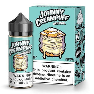 Johnny Creampuff Original - 100ml from Tinted Brew Co. at MaxVaping