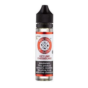 Key Lime Cheesecake 0mg - 60ml by You Got e-Juice at MaxVaping