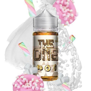 Marshmallow Milk - 100ml 0mg by The One by Beard Vape Co. at MaxVaping