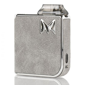 Mi-Pod Pod System with 2 Refillable Pods Grey Suede by Mi-One Brands at MaxVaping