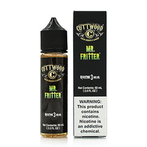 Mr. Fritter 0mg - 120ml by Cuttwood at MaxVaping