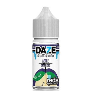 Reds Apple Grape Iced 30mg - 30ml by 7 Daze at MaxVaping