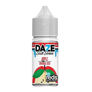 Reds Apple Iced 30mg - 30ml by 7 Daze at MaxVaping