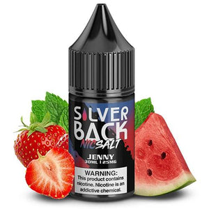 Silverback Juice Jenny 25mg - 30ml by Silverback Juice Co. at MaxVaping