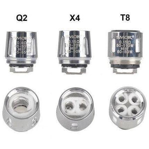 SMOK TFV8 Baby Replacement Coils at MaxVaping